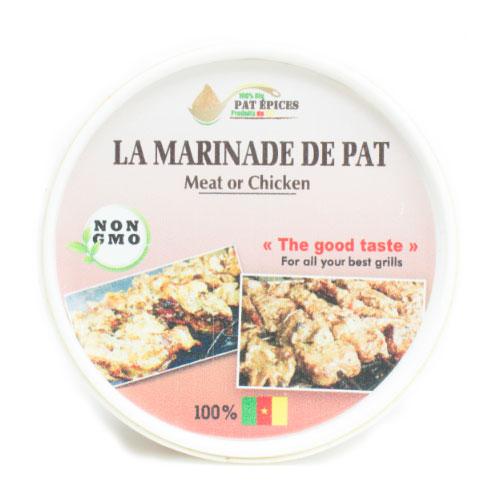 Marinade de Pat(Viande)