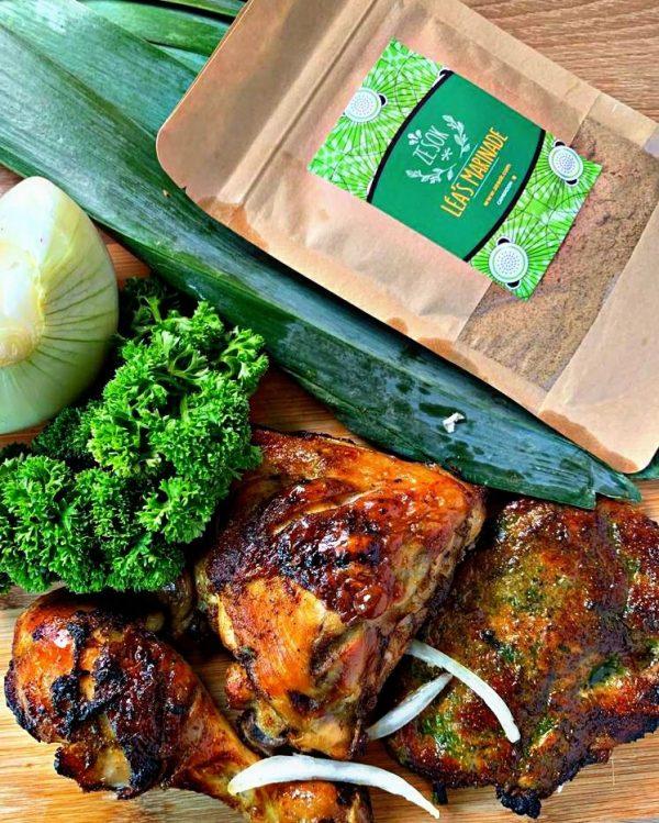 Barbecue Lea Marinade