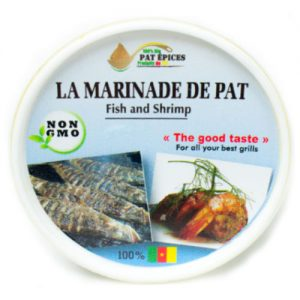 Marinade de Pat(poisson)